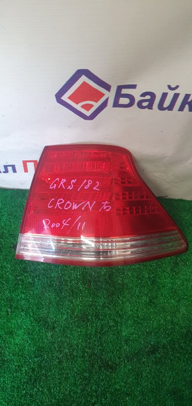 Стоп Toyota Crown GRS182 3GR-FSE 2004 задний правый