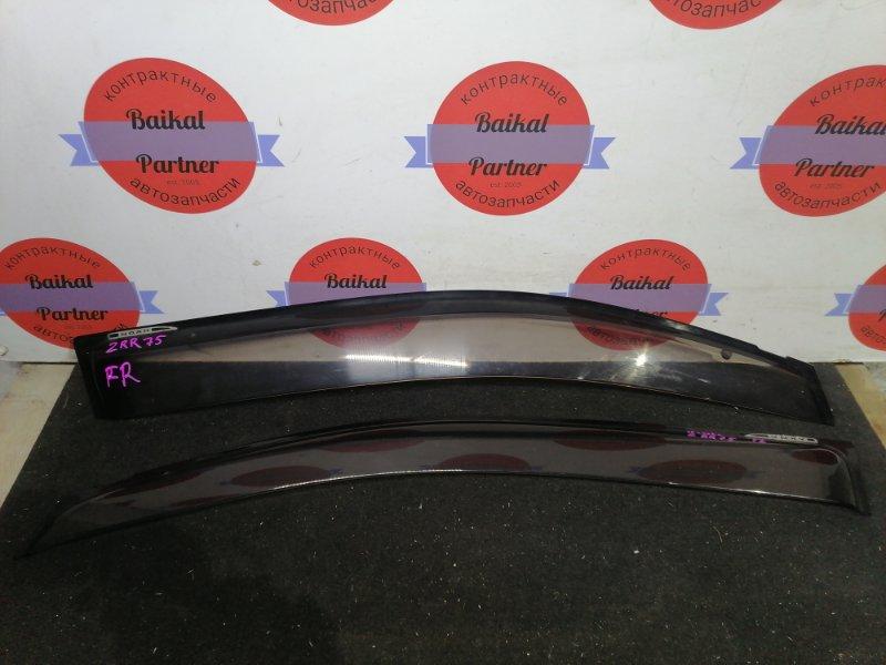 Ветровики комплект Toyota Voxy ZRR75G 3ZR-FE