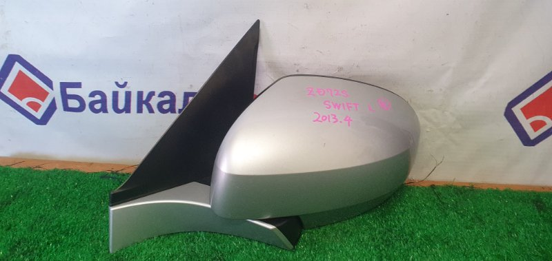 Зеркало Suzuki Swift ZD72S 2013 переднее левое