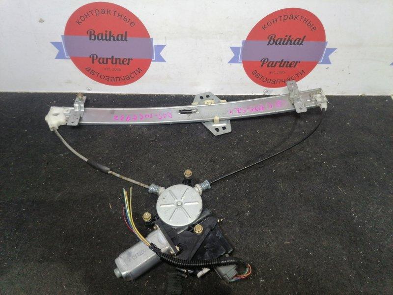 Стеклоподъемный механизм Honda Odyssey RA7 F23A 2003 передний правый