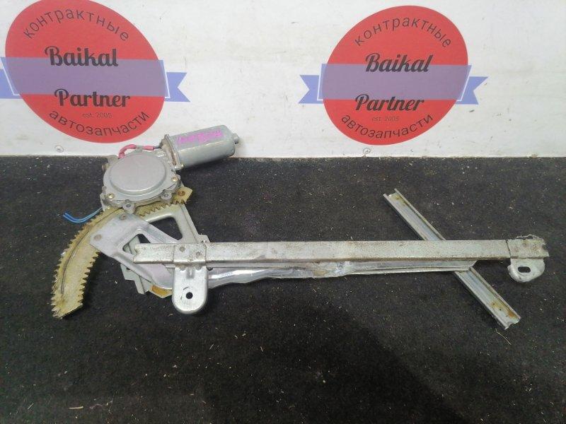 Стеклоподъемный механизм Subaru Impreza GF1 передний правый