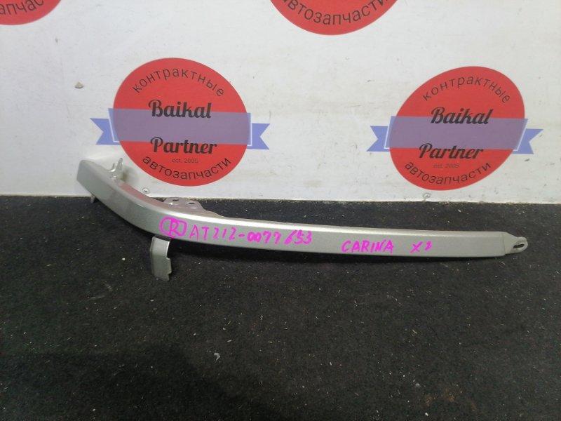 Планка под фару Toyota Carina AT212 5A-FE 2000.06 передняя правая