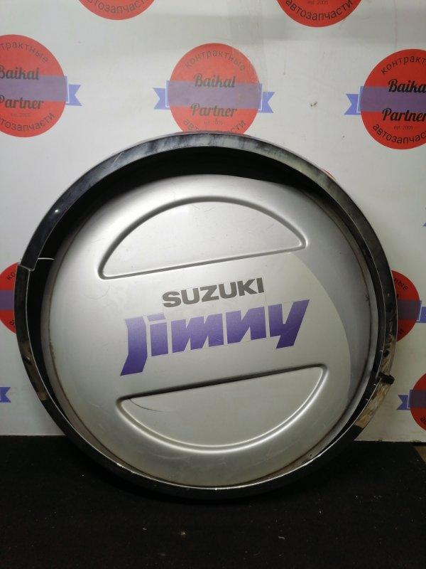 Колпак запасного колеса Suzuki Jimny JB23W K6A 2007