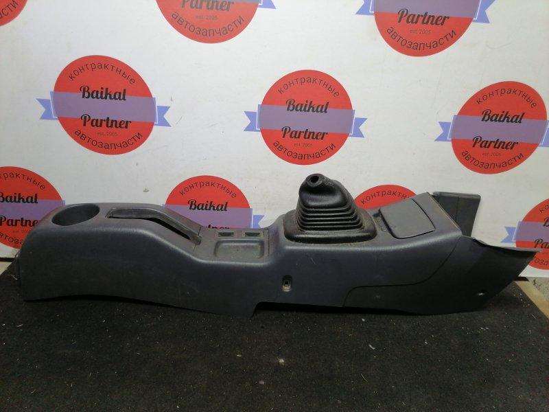 Консоль автомата Toyota Rav4 SXA11 3S-FE 1996