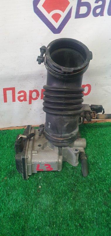 Заслонка дроссельная Mazda Mpv LW3W L3-DE