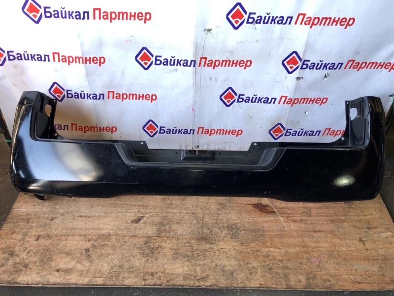 Бампер Nissan Nv350 Caravan KS2E26 QR25DE задний