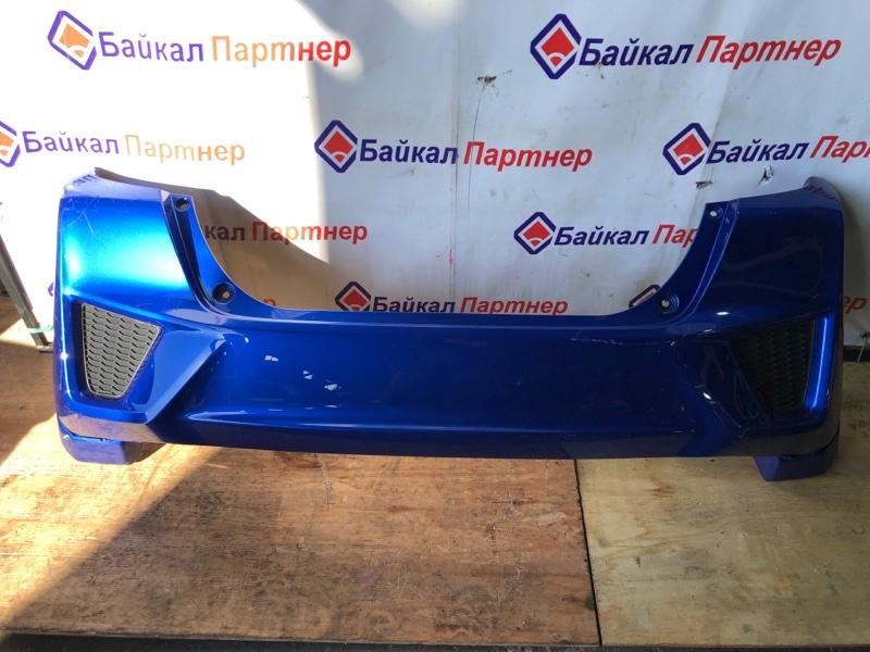 Бампер Honda Fit GK3 L13B 2013 задний