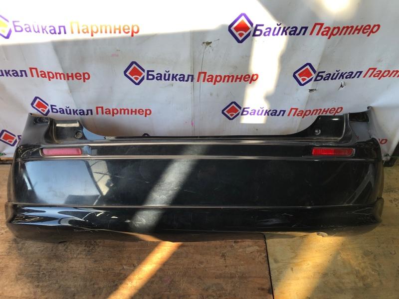 Бампер Suzuki Sx4 YB41S J20A задний