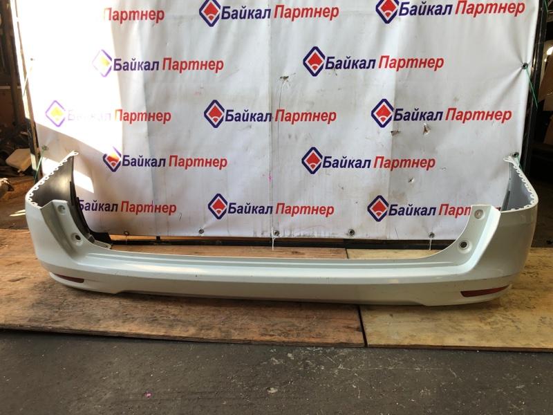 Бампер Nissan Serena HC26 MR20DE 2014 задний