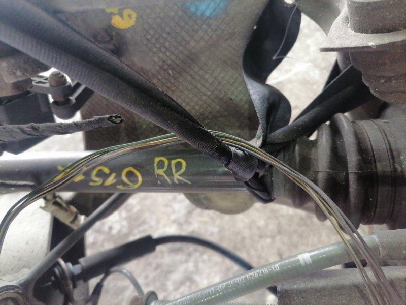 Привод Bmw 7-Series E66 N62B44 2002 задний правый