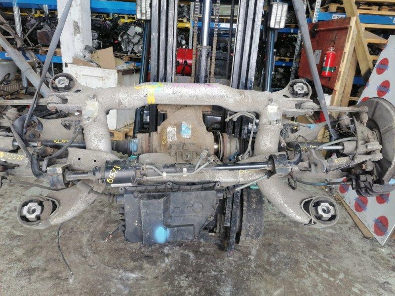 Стабилизатор Bmw 7-Series E66 N62B44 2002