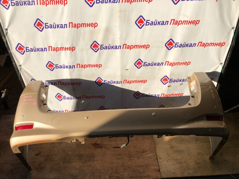 Бампер Toyota Alphard ANH25W 2009 задний