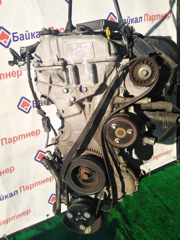 Двигатель Mazda Premacy CREW LF-VE 2008