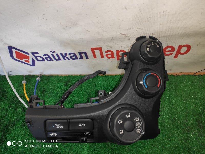 Блок управления климат-контролем Honda Fit GE8