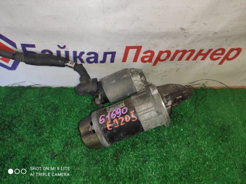 Стартер Subaru Forester SG5 EJ20