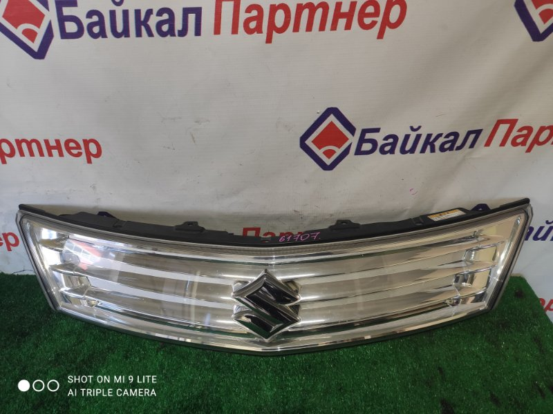 Решетка радиатора Suzuki Solio MA15S K12B 2012