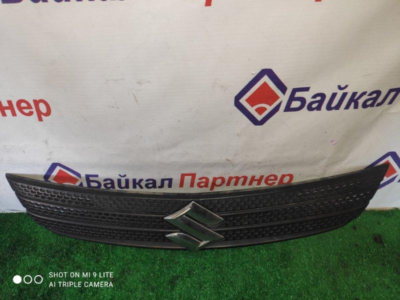 Решетка радиатора Suzuki Sx4 YB11S M15A