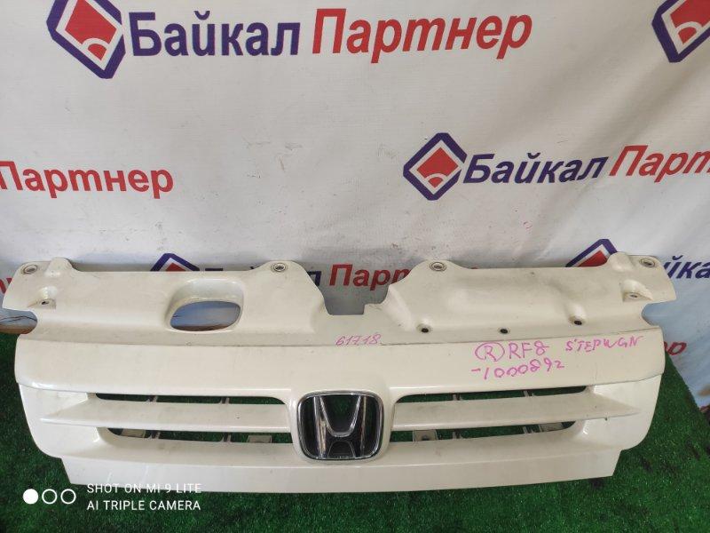 Решетка радиатора Honda Step Wagon RF8 K24A 2004