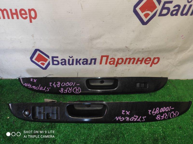 Блок управления стеклами Honda Step Wagon RF8 K24A