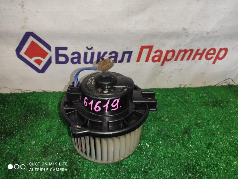 Мотор печки Toyota Succeed NCP51V 1NZ-FE передний
