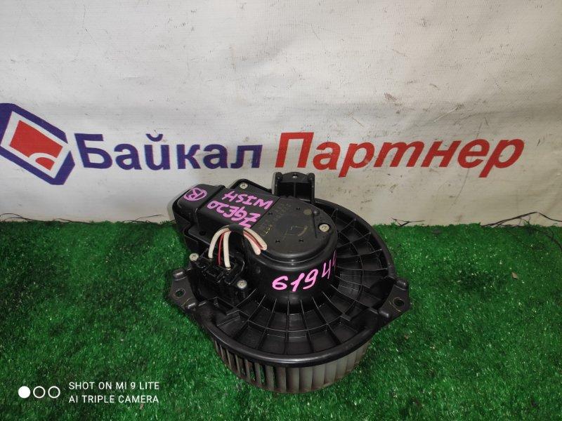 Мотор печки Toyota Wish ZGE20G
