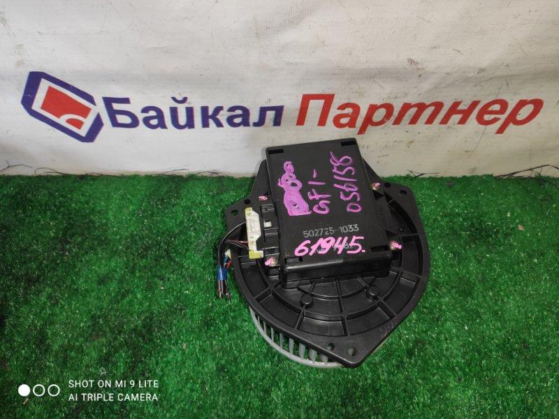 Мотор печки Subaru Impreza GF1 EJ15