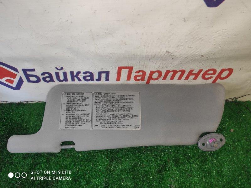 Солнцезащитный козырек Toyota Ipsum SXM15G 3S-FE 1996 передний правый