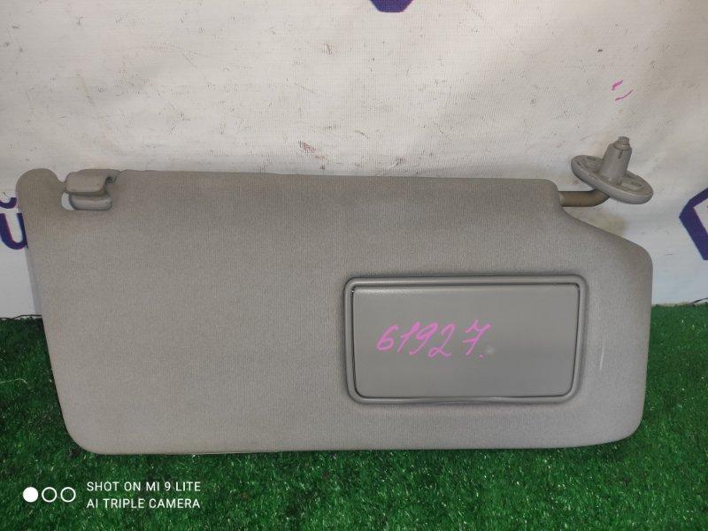 Солнцезащитный козырек Honda Step Wagon RF8 K24A 2004 передний правый