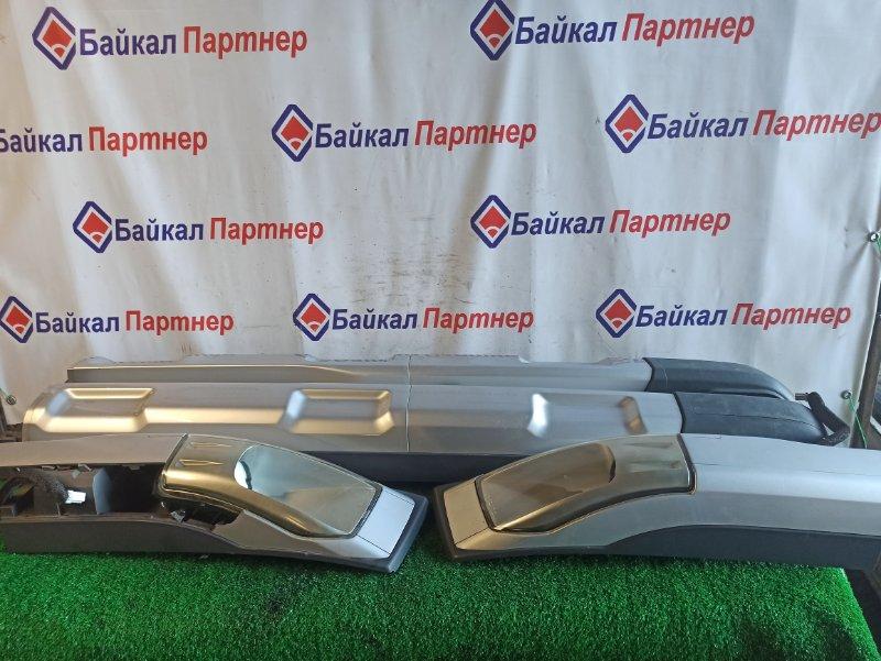 Рейлинги Nissan X-Trail DNT31 M9R 2008