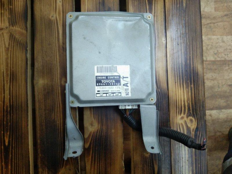 Блок efi Toyota Hilux Surf KZN185W 1KZ-TE 1996
