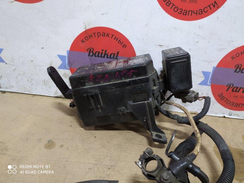 Коробка предохранителей Toyota Hilux Surf KZN185W 1KZ-TE 1996