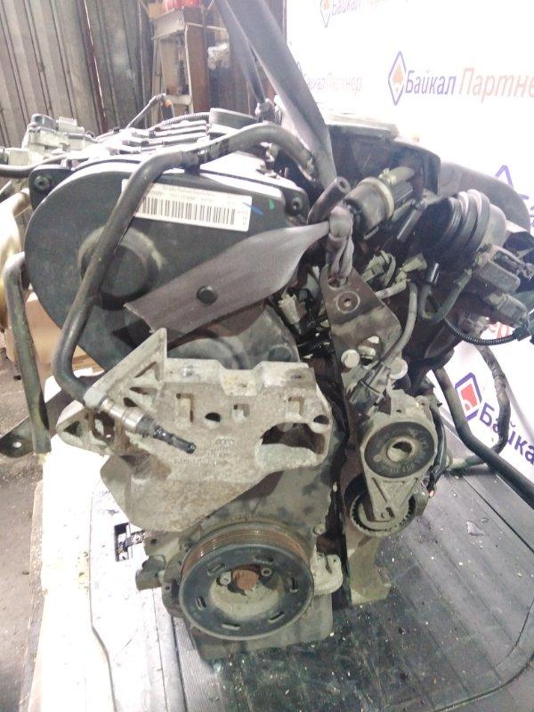 Двигатель Volkswagen Jetta 1K2 BVY 2005