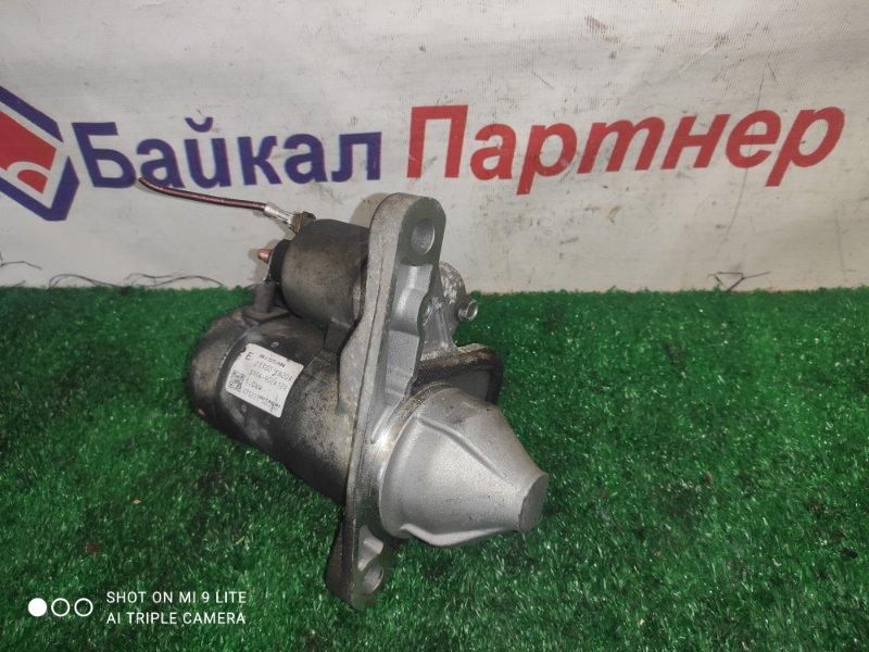 Стартер Nissan Serena NC25 MR20DE