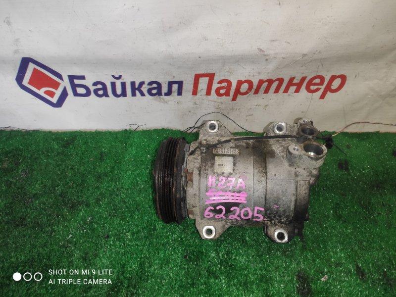 Компрессор кондиционера Suzuki Grand Escudo TX92W H27A