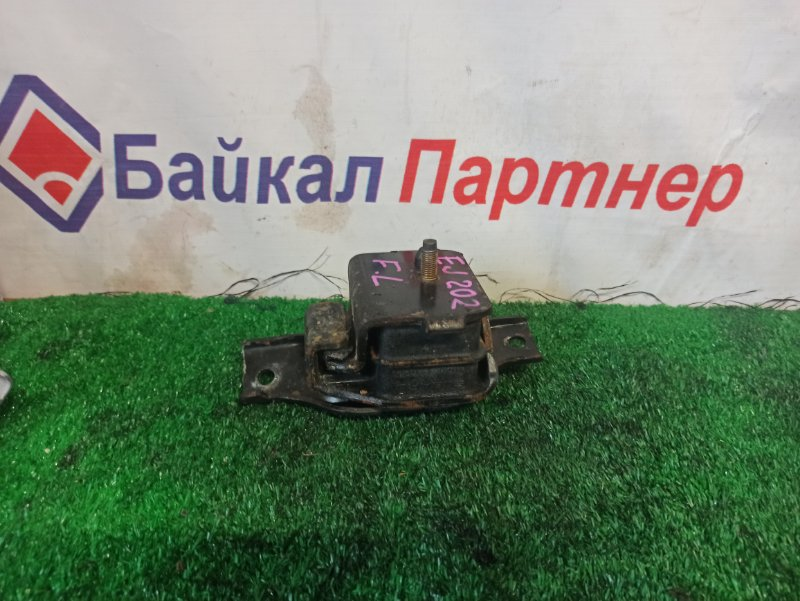Подушка двс Subaru Forester SG5 EJ202 левая