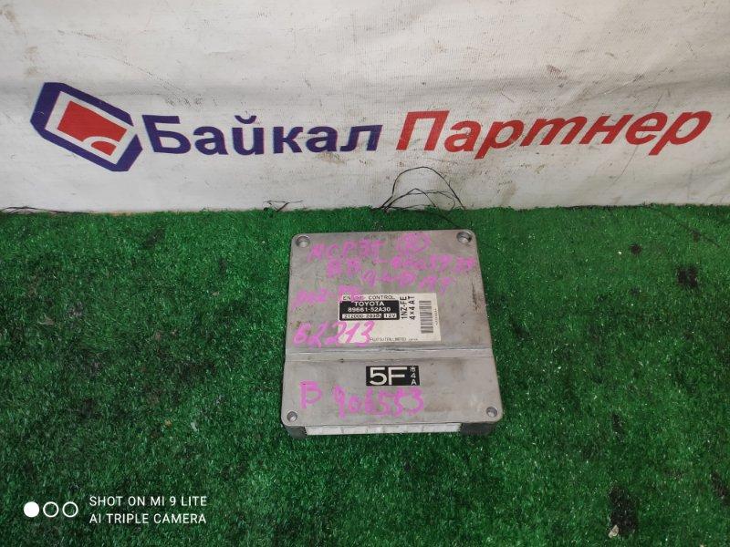 Блок efi Toyota Bb NCP35 1NZ-FE