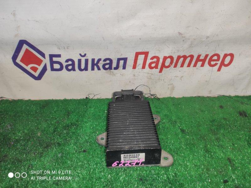 Блок упр. инжекторами Mitsubishi Chariot Grandis N94W 4G64