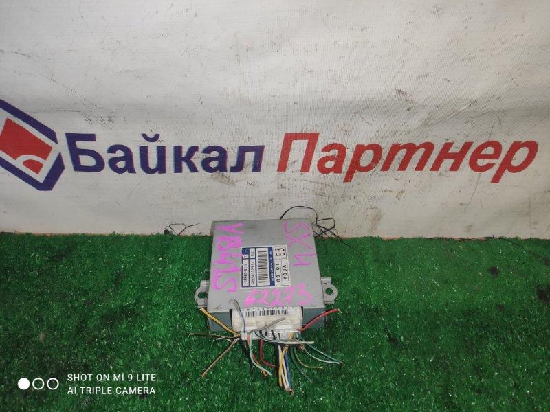 Блок управления автоматом Suzuki Sx4 YB41S J20A