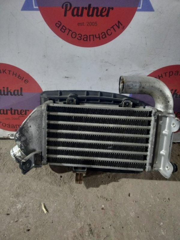 Интеркуллер Suzuki Jimny JB23W K6A