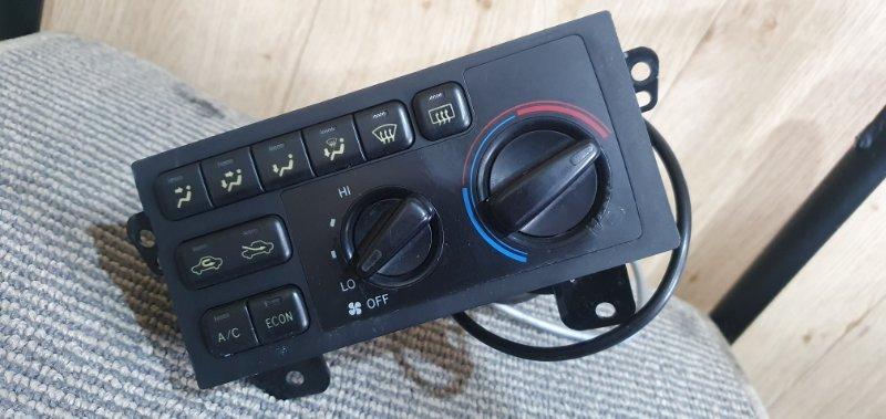 Блок управления климат-контролем Toyota Corona Exiv ST200 20235
