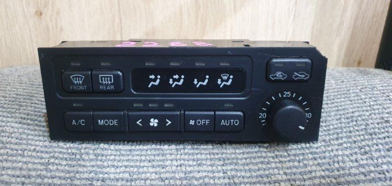 Блок управления климат-контролем Toyota Chaser JZX100 1JZ-GE