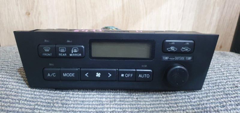 Блок управления климат-контролем Toyota Windom MCV20 1MZ-FE