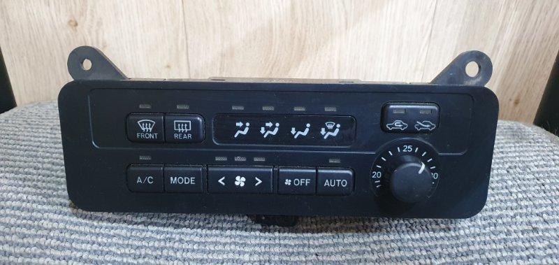 Блок управления климат-контролем Toyota Nadia SXN10H 2028