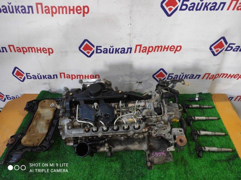 Головка блока цилиндров Nissan X-Trail DNT31 M9R 2008