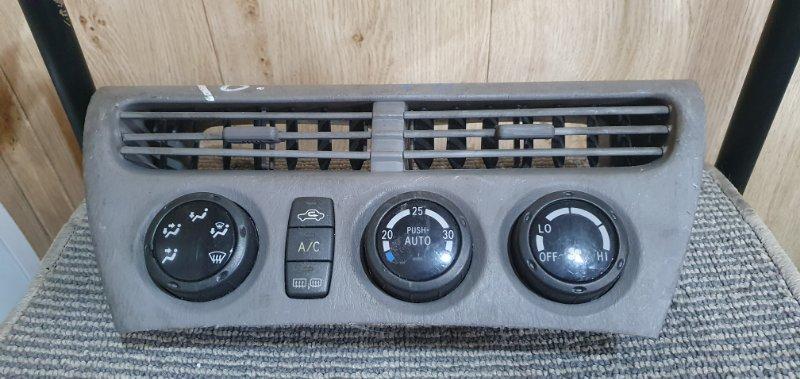 Блок управления климат-контролем Toyota Vista Ardeo AZV50G 1AZ-FSE