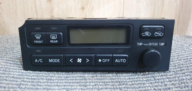 Блок управления климат-контролем Toyota Mark Ii Wagon Qualis SXV20W 5S-FE 2001