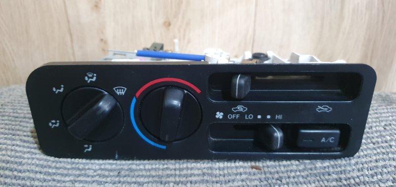 Блок управления климат-контролем Toyota Nadia SXN15H 3S-FE 1998 4940