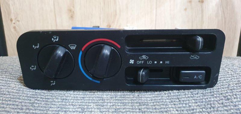 Блок управления климат-контролем Toyota Nadia SXN10H 3S-FE 1998 4941