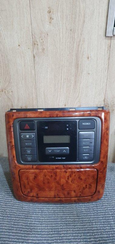 Блок управления климат-контролем Toyota Gaia ACM15G 1AZ-FSE 2001 6446