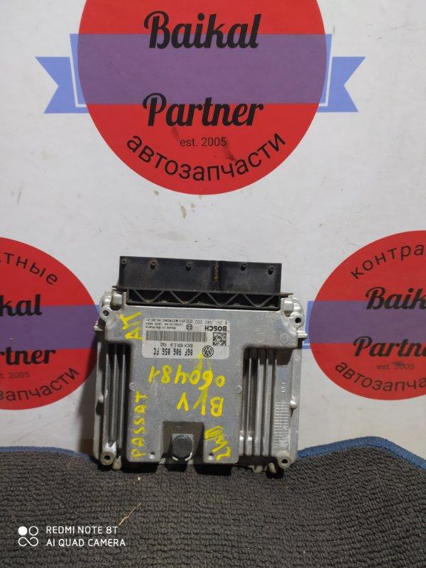 Блок управления двс Volkswagen Passat B6 BVY 06F 906 056 FC